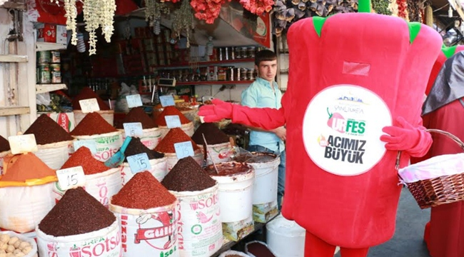 isot festivali, şanlıurfa isot, Urfa İsot, isot, Urfa Biberi, Şanlıurfa Biberi, Şanlıurfa İsot Festivali