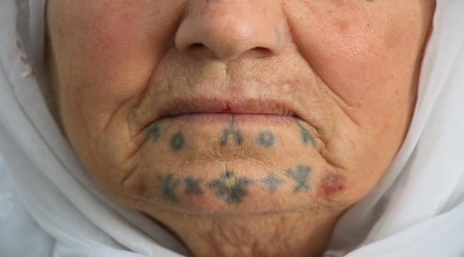 Güneydoğulu Kadınlarda Dövme Geleneği