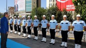 Cumhurbaşkanı Gaziantep Valiliği ve Belediyesi'ni Ziyaret Etti