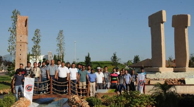 Gazeteciler Urfa'yı Turistlere tanıttı