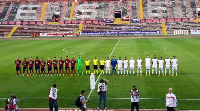 Şanlıurfaspor 1- Eskişehirspor 1