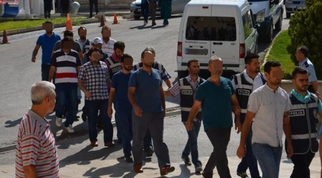 Urfa'da 19 Fetöcüden 16'sı tutuklandı