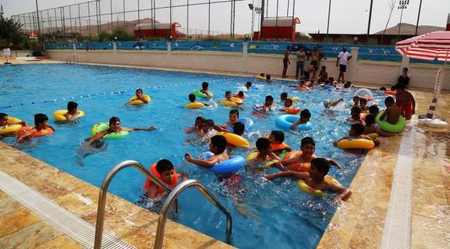 Urfa'da Havuzlar artması ile boğulma oranı azaldı