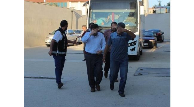 16 ildeki FETÖPDY operasyonunda gözaltına 19 şüpheli adliyeye sevk edildi