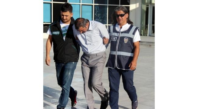 190 kilo esrar ile yakalanan kamyon sürücüsü tutuklandı