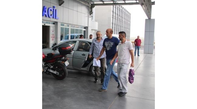 3 imam ve 2 Erdemir işçisi FETÖ'den tutuklandı