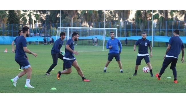 Adana Demirspor, Erzurum maçına hazırlanıyor