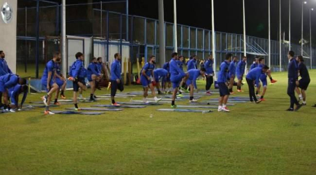 Adana Demirspor Urfaspor maçına sıkı çalışıyor