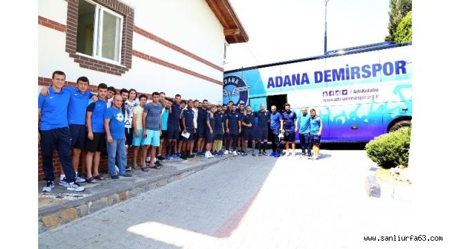 Adana Demirspor'da hedef galibiyet