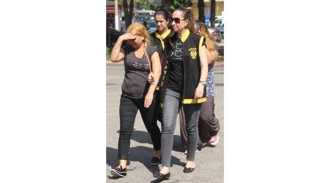 Adana'da iki kadına fuhuştan gözaltı