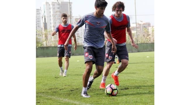 Adanaspor, Alanyaspor maçı hazırlıklarını sürdürüyor