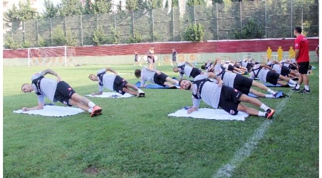 Adanaspor'da Gaziantepspor hazırlıkları sürüyor