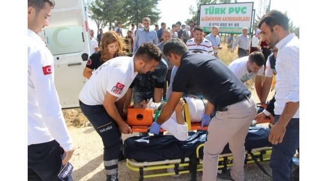 Adıyaman'da iki trafik kazası: 1 ölü, 5 yaralı