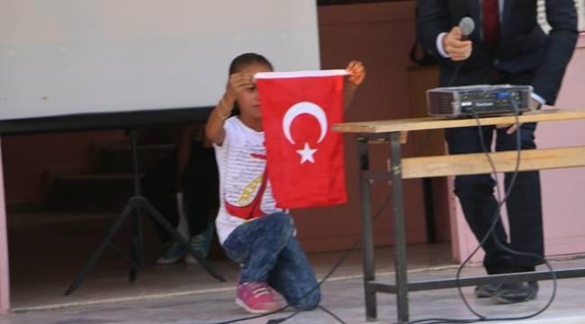 Akçakale'de demokrasi şehitleri unutulmadı