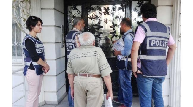 Aksaray'da FETÖPDY operasyonlarında bugüne kadar 241 kişi tutuklandı