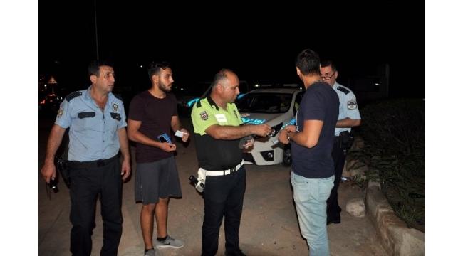 Antalya'da 4 bin polisle huzur operasyonu