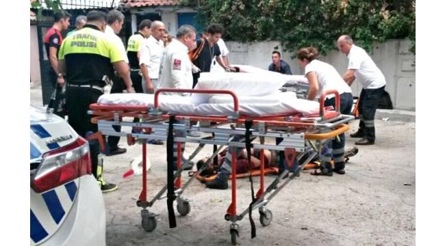 Antalya'da bir kişi eski kız arkadaşını öldürüp intihar etti