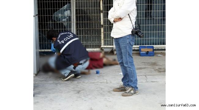 Antalya'da sokaklarda yaşayan şahsın şüpheli ölümü
