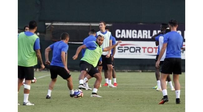Antalyaspor, Akhisar Belediyespor maçı hazırlıklarına devam etti