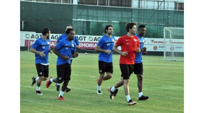 Antalyaspor, Konyaspor hazırlıklarına başladı