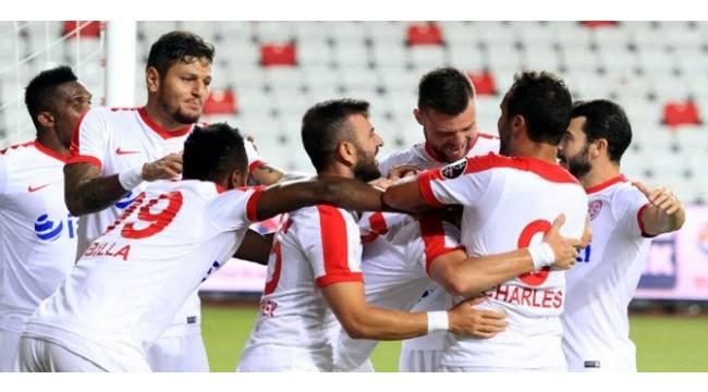 Antalyaspor, son 15 yılın en kötü başlangıcını yaptı