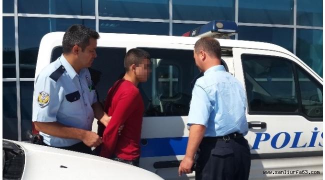 Bafra'da cezaevi firarisi yakalandı