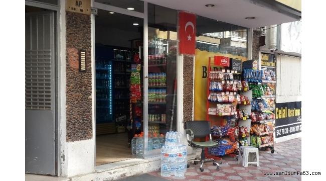 Bafra'da hırsızlık