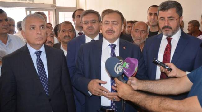 Bakan Eroğlu'ndan kayyum açıklaması