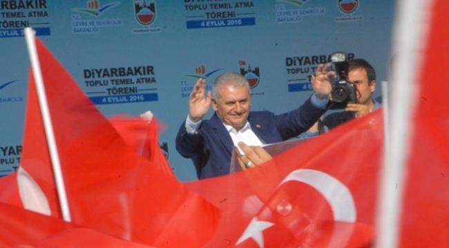 Başbakan'dan Urfa'ya ve 22 İl'e Müjde