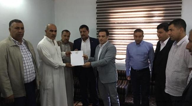 Başbakan'dan Urfalı Şehit babasına mektup