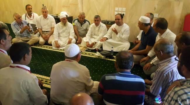 Başkan Çiftçi, Urfalı Hacıların Bayramını Kutladı