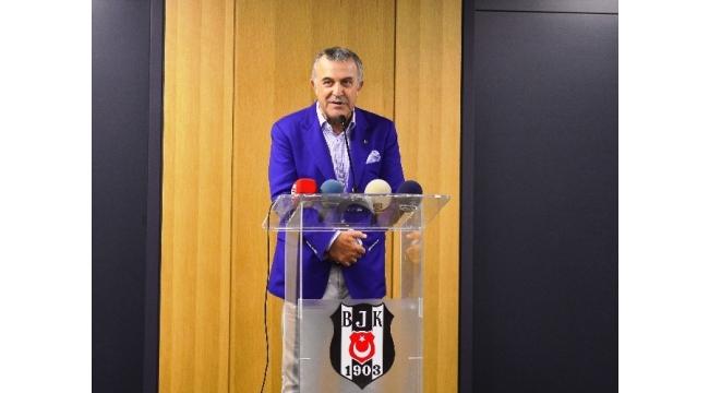 Beşiktaş'ta geleneksel bayramlaşma töreni gerçekleşti