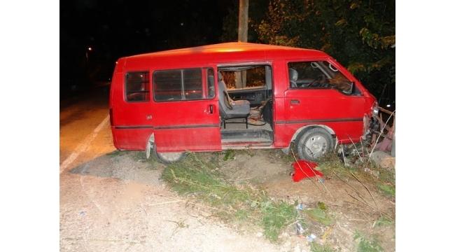 Bilecik'te trafik kazası, 6 yaralı