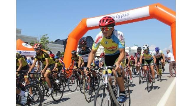 Bisiklet Türkiye Şampiyonası 6. Ayak Puanlı Yol Yarışları sona erdi