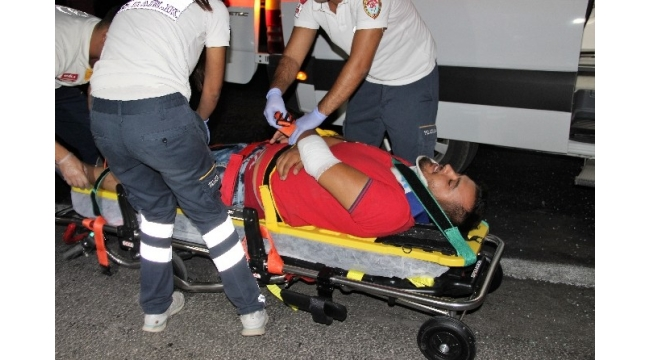 Bodrum'da feci kaza: 1 ölü, 4 yaralı