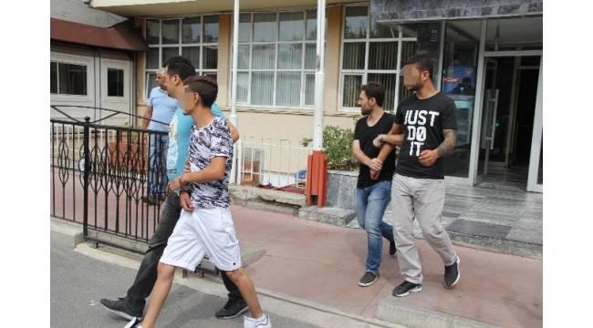 Bonzai ile yakalanan gençler serbest bırakıldı