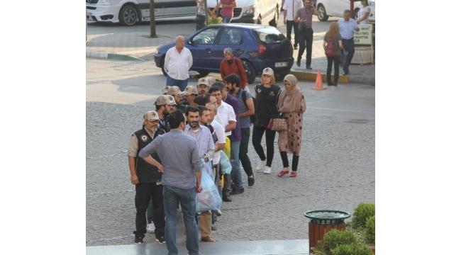 Bursa'da 10'u akademisyen, 14 kişi adliyeye sevk edildi