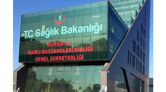 Bursalılar bayramda hastanelere akın etti