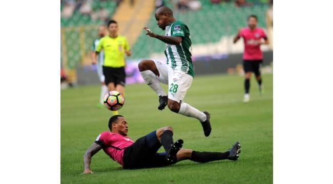 Bursaspor'da Gaziantepspor'a karşı 6 eksik