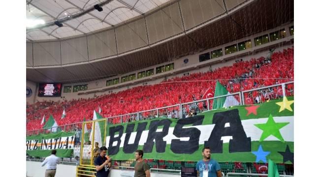 Bursaspor'da Kasımpaşa maçının biletleri satışa çıktı