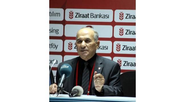 Büyükşehir Gaziantepspor - Düzcespor maçının ardından
