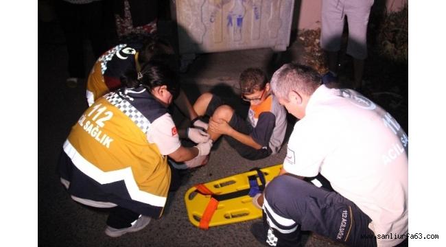 Çocuğa çarpıp kaçan sürücü yakalandı