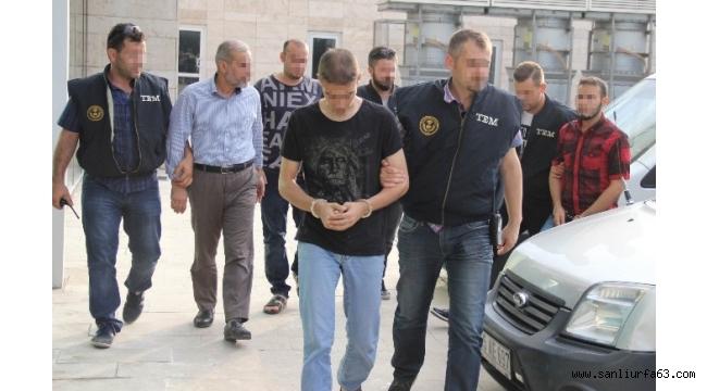 DAEŞ'ten gözaltına alınan baba ve 3 oğlu tutuklandı
