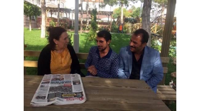 Danimarka'nın Türk asıllı pop yıldızı Burhan G.'nin annesi oğlunu anlattı