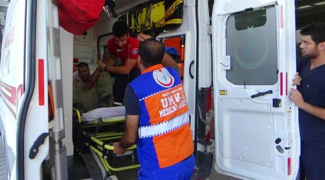 DEAŞ, iki Türk tankına saldırdı: 2 şehit, 5 yaralı