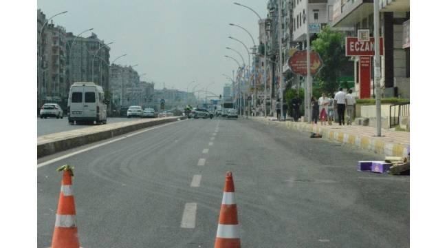 Diyarbakır'da AK Parti çevresinde önlemler arttırıldı