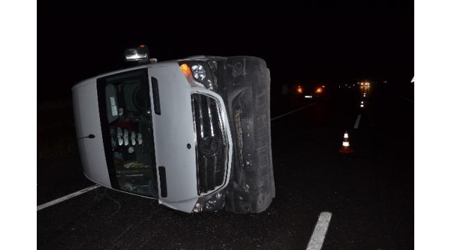 Diyarbakır'da trafik kazası: 11 yaralı