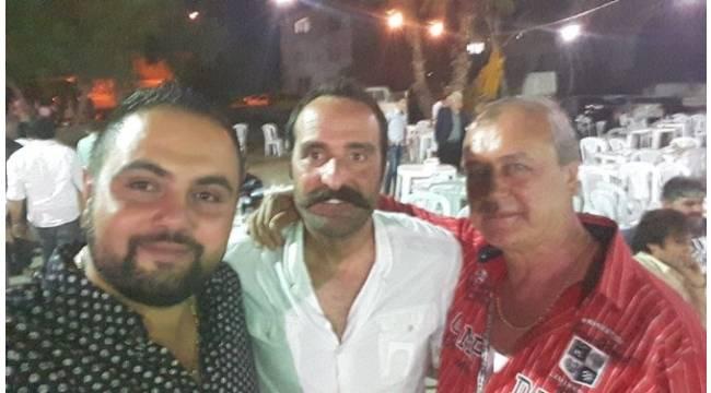 Diziden ayrılan Kertenkele Marmaris'te tatilde