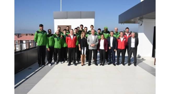 Düzce Belediyespor Basketbol Takımı lige hazır