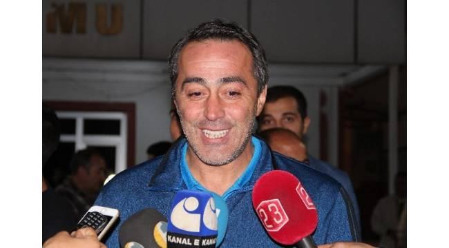 Elazığspor - Giresunspor maçının ardından